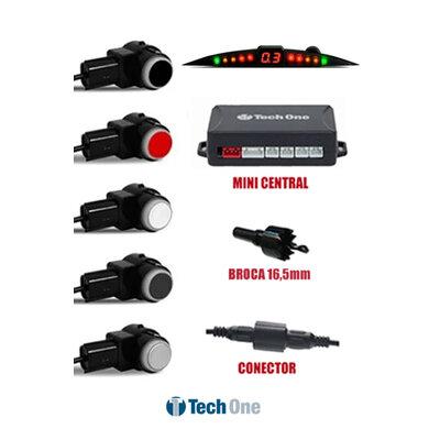 Sensor de Ré Estacionamento OEM Embutido Original