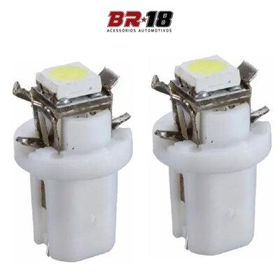 Par Lâmpadas LED Pingo B8.5 Mosquito Aplicação Painel 12V