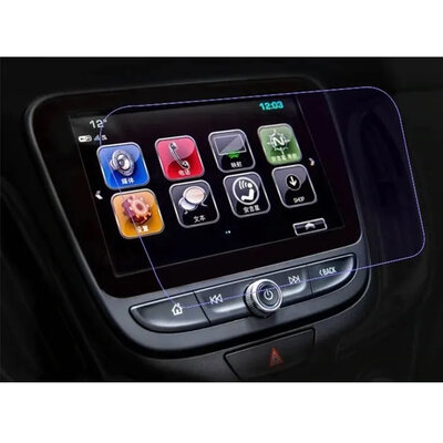 Película Anti Risco Para Multimídia Mylink Equinox 2020 2021 Chevrolet GM