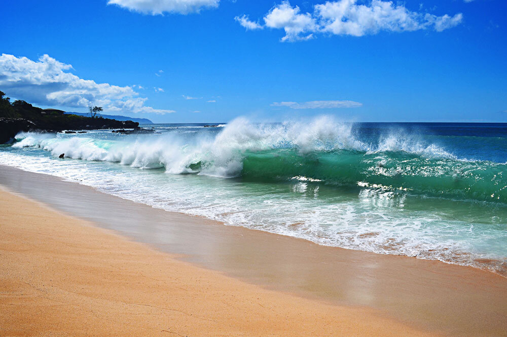 Shorebreak de Waimea