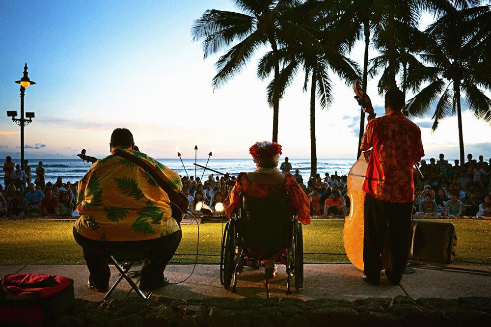 Show de Hula - Waikiki Beach