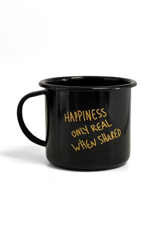 Travel Mug | Happiness Only Real When Shared
