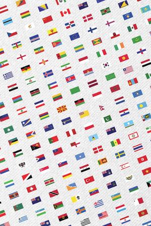 T-Shirt | All Flags