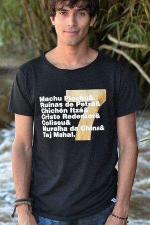 T-Shirt | 7 Maravilhas