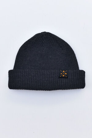 Gorro | Sailor | Carvão