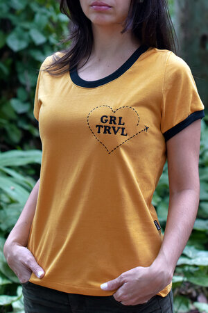 T-Shirt | GRL TRVL (Girl Travel)