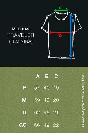 Tee | Traveler (Feminina)