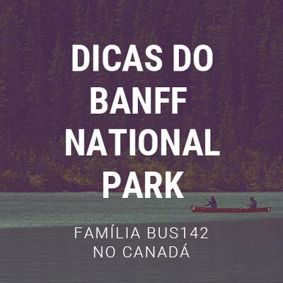 Road Trip Pelo Canadá - Banff