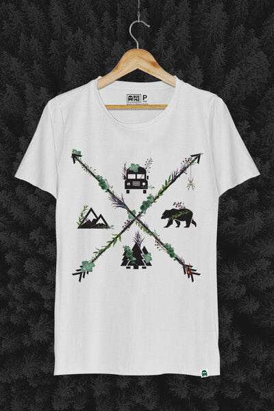 T-Shirt | Supertramp Forest