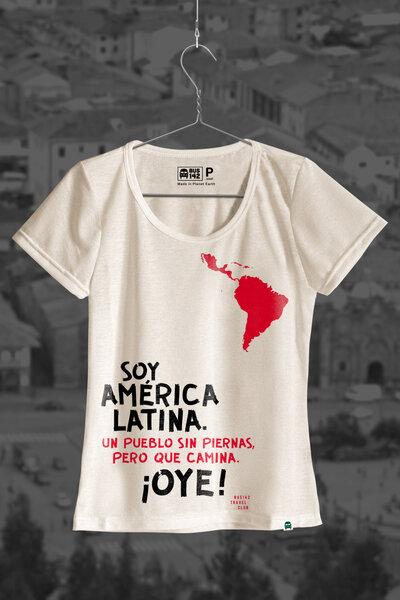 Tee | América Latina (Feminina)