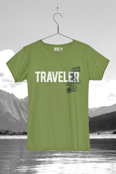 T-Shirt | Traveler