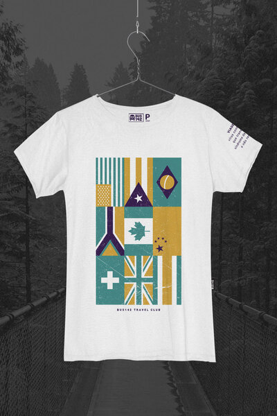 T-Shirt | Flags