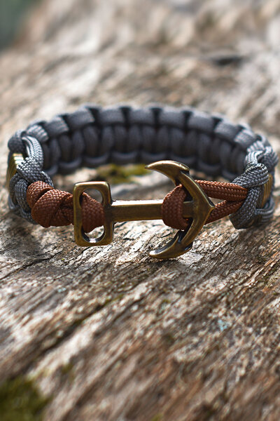 Pulseira Paracord | Anchor