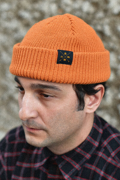 Gorro | Sailor | Ocre