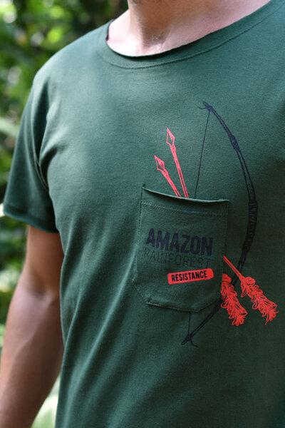 T-Shirt | Amazon Resistance