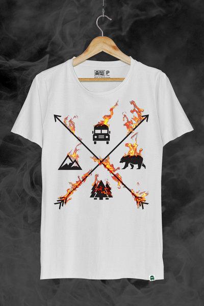 T-Shirt | Supertramp Fire