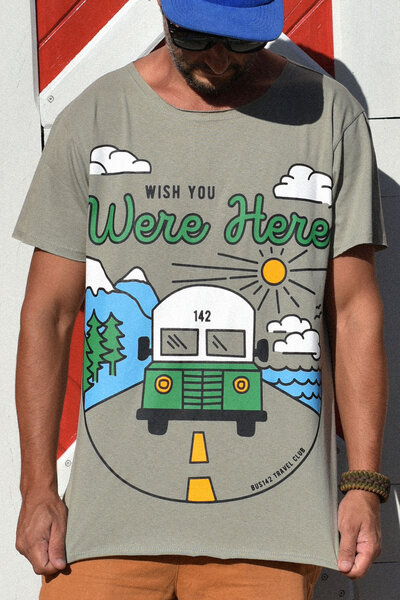 T-Shirt | Wish You Were Here