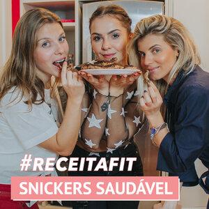 #RECEITAFIT - SNIKERS SAUDÁVEL