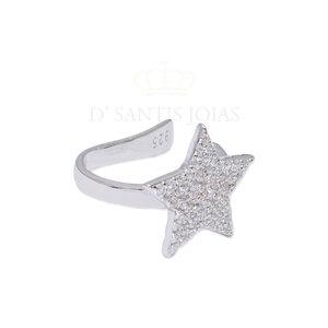Piercing Estrela Cravejada Prata925