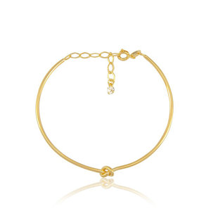Bracelete Nó DELICADO Ouro