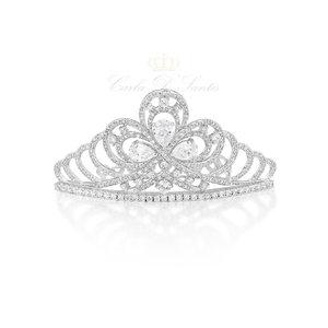 Coroa Noiva Prata 925
