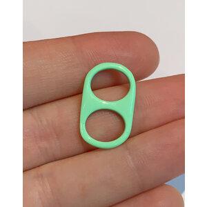 Pingente Lacre SODACAP esmaltado Verde (unitario)