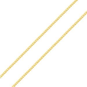 Colar Corrente Grumet Delicada Ouro (escolha o tamanho)