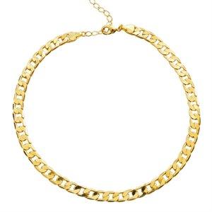 Choker Grumet Vintage Ouro