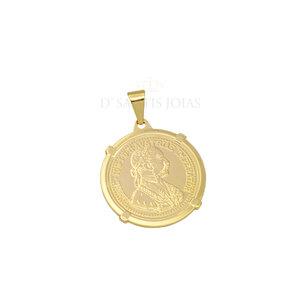 Pingente Moeda Austríaca Ouro (escolha o tamanho)