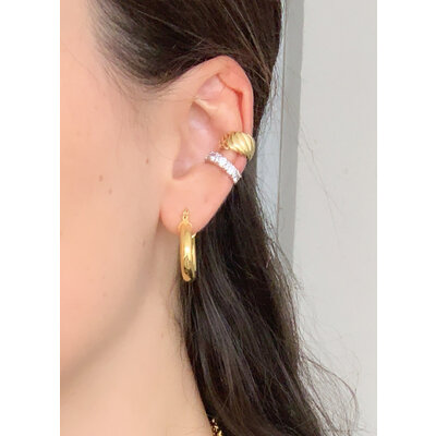 Piercing Caracol Ouro18k