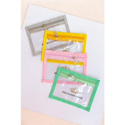 Bag Saquinho DSantis tamanho pequeno (escolha a cor)