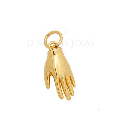 Pingente Hand Ouro