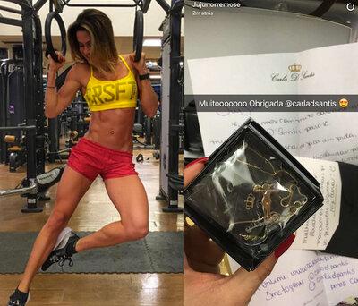Juju Norremose - Coleção Fitness