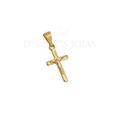 Pingente Crucifixo Ouro18k