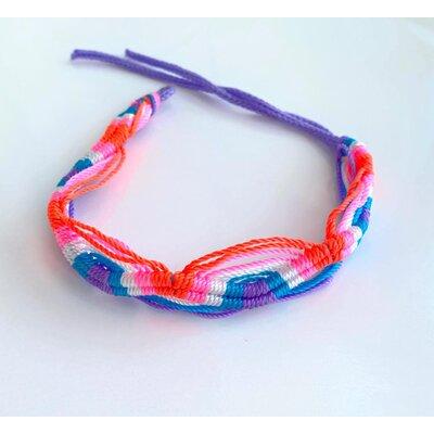 Pulseira Macrame Waves Colors