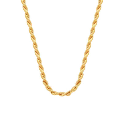 Colar Cordao Baiano Ouro18k