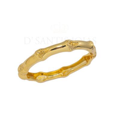 Bracelete Bamboo Ouro18k