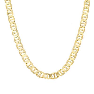 Colar Choker Piastrine Vintage style Ouro18k