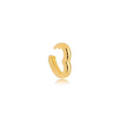 Piercing Coraçao Ouro18k