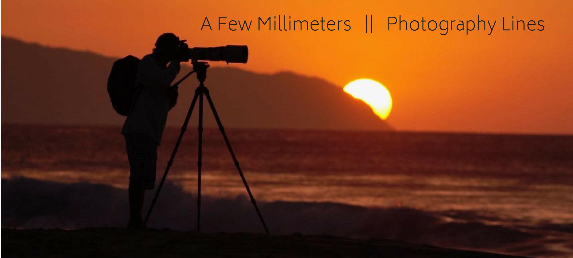 Linha colaborativa com fotógrafos.
