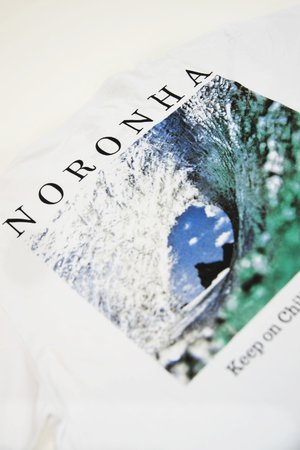 T-shirt Noronha Barrels - Neuronha