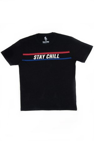 T-shirt Stay Chill Mens