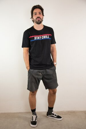 T-shirt Stay Chill Mens