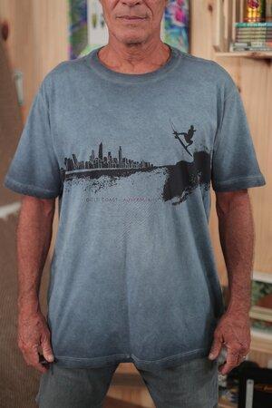 T-shirt Série ao Fundo Gold Coast 2020