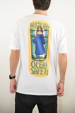 T-shirt Ocean Safety Marcello Serpa