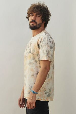T-shirt Tie Dye White