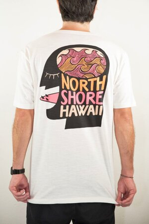 T-shirt NS Hawaii Marcello Serpa