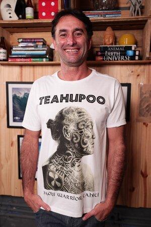 T-shirt Teahupoo Série Ao Fundo 2019