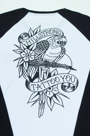 T-shirt Parrot Tattoo You
