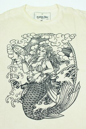 T-shirt Mermaid Tattoo You